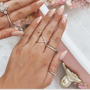 925 X ring